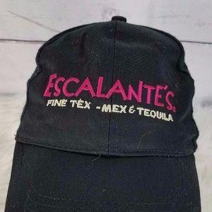 Escalantes Fine Tex-Mex Tequila Adult Baseball Cap